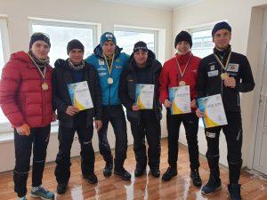 З 23 по 28 грудня 2019 року в м. Сколе, Львівської області, відбувся чемпіонат України з біатлону 2020 року.