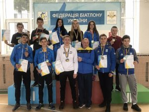 З 17 по 22 грудня 2019 року в м. Сколе, Львівської області, відбувся чемпіонат України серед юнаків та дівчат.