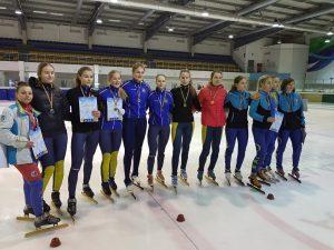 З 08 по 10.01.2020 року в місті Харків пройшов Чемпіонат України серед юніорів.