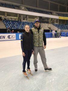 З 07.02 по 09.02.2020 студентка першого курсу Дуброва Уляна прийняла участь у Кубку світу з шорт-треку в м Дрезден (Німеччина).