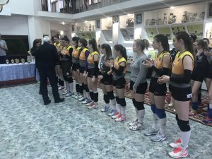 Команда КЗ»ХПКСП» ХОР стала чемпіонкою на чемпіонаті Україна «Дитяча ліга» серед дівчат 2003 р.н. сезону 2019/2020 років