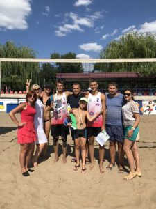 З 06 по 09 серпня 2020 року в м. Запоріжжі відбувся чемпіонат України з волейболу пляжного серед юнаків та дівчат до 18 років.
