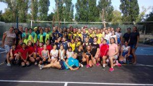 Команда КЗ «ХПКСП» Хор посіла перше місце на Всеукраїнському турнірі по волейболу серед дівчат