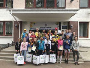 З 19 по 24 вересня 2020 року в м. Чернігові відбувся чемпіонат України з лижних гонок по лижеролерам серед юніорів та юніорок.