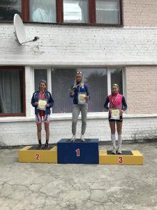 З 13 по 17 вересня 2020 року відбувся чемпіонат України з лижних гонок по лижеролерам.