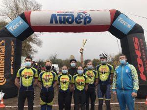У місті Кропивницький з 30 жовтня по 01 листопад проходив чемпіонат України з велокросу.