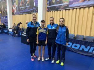 З 29 січня по 02 лютого 2021 року в м. Чернігові відбувся чемпіонат України з настільного тенісу.