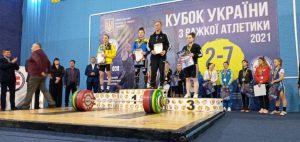 З 3 по 7 березня 2021 року в м. Луцьку проходить Кубок України з важкої атлетики серед чоловіків та жінок.