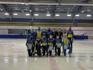 з 24.02 по 26.02.2021 р. в м. Харків пройшов чемпіонат України з шорт-треку серед юніорів.