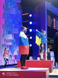З 3 по 11 квітня 2021 р. в м. Москві (Росія) проходить чемпіонат Європи серед чоловіків та жінок. Змагання є ліцензійними до Олімпійських ігор 2020. Україну на даному Чемпіонаті Європи представляють 10 жінок і 6 чоловіків.