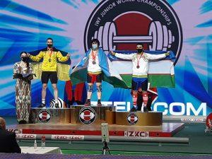 З 21 по 31 травня в Ташкенті, Узбекистан, проходить чемпіонат світу с важкої атлетики серед юніорів.