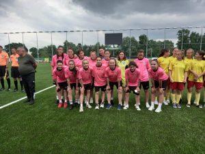 Команда Харківської області стала переможцем ІІІ літньої Гімназіади України з футболу 2021 р.