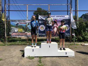 У м.Чернівці з 4 по 8 серпня відбувся чемпіонат України з велоспорту МТВ.